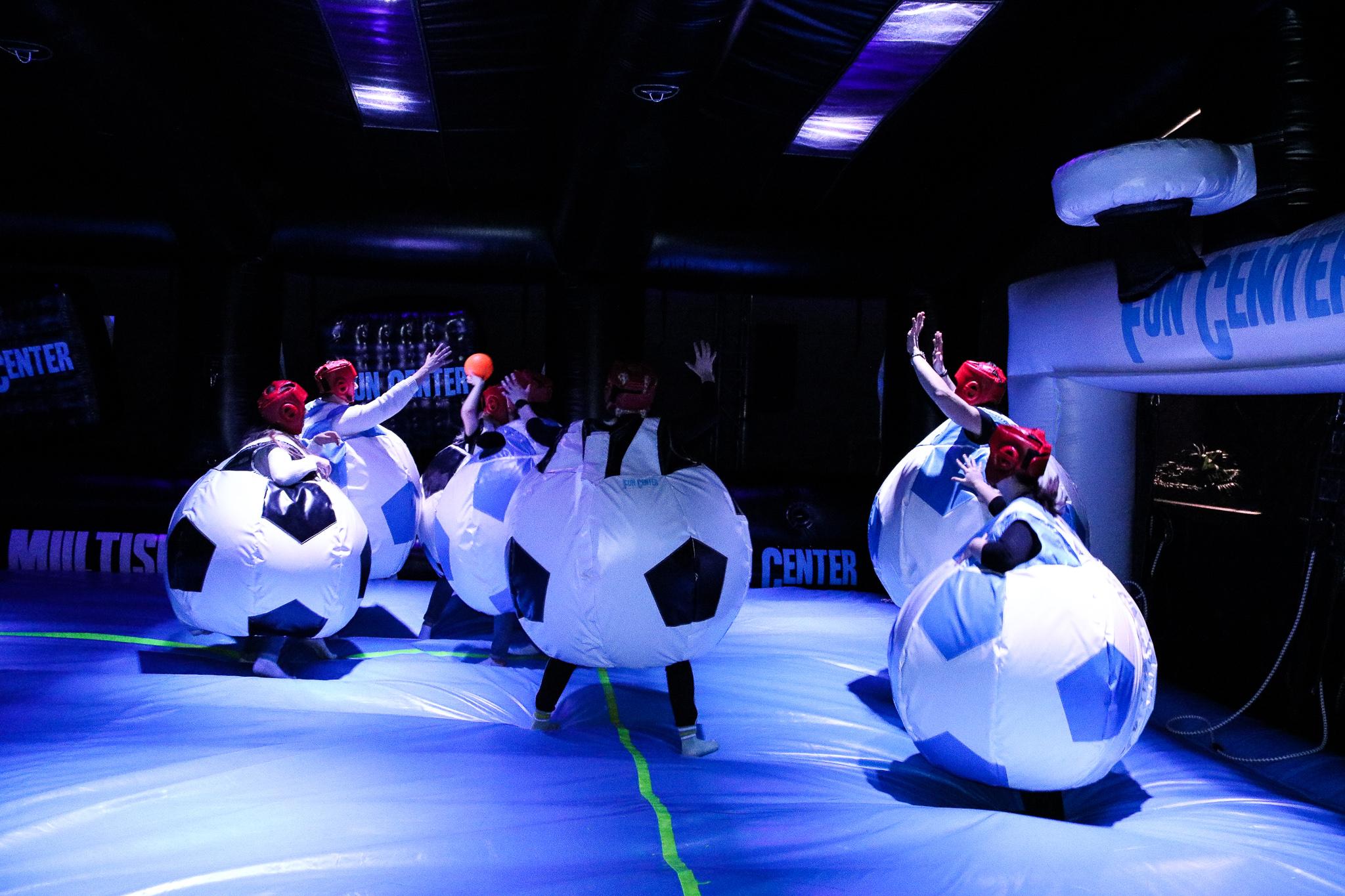 Sumo handball