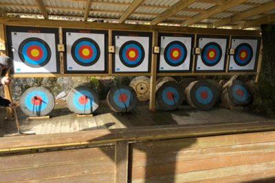 Westernbyen outside shooting range