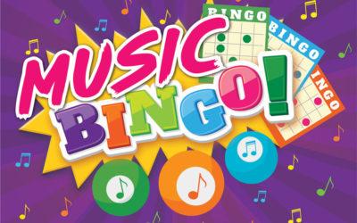 Musikk Bingo