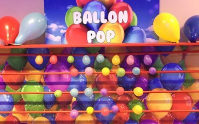 Balloon Pop Tivoli